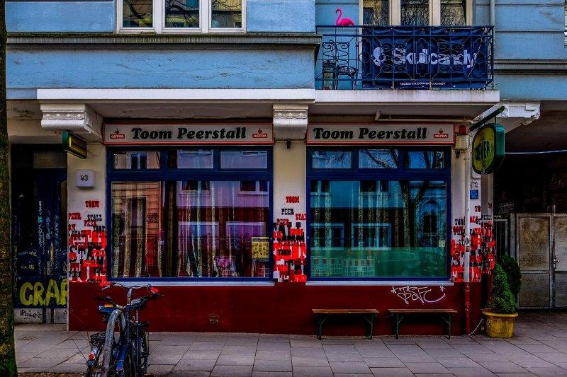 Kneipe - Toom Peerstall