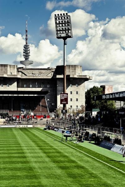 Vor dem Heimspiel gegen den MSV Duisburg