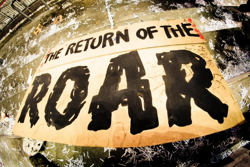 Pappe in der Süd - Return of the ROAR