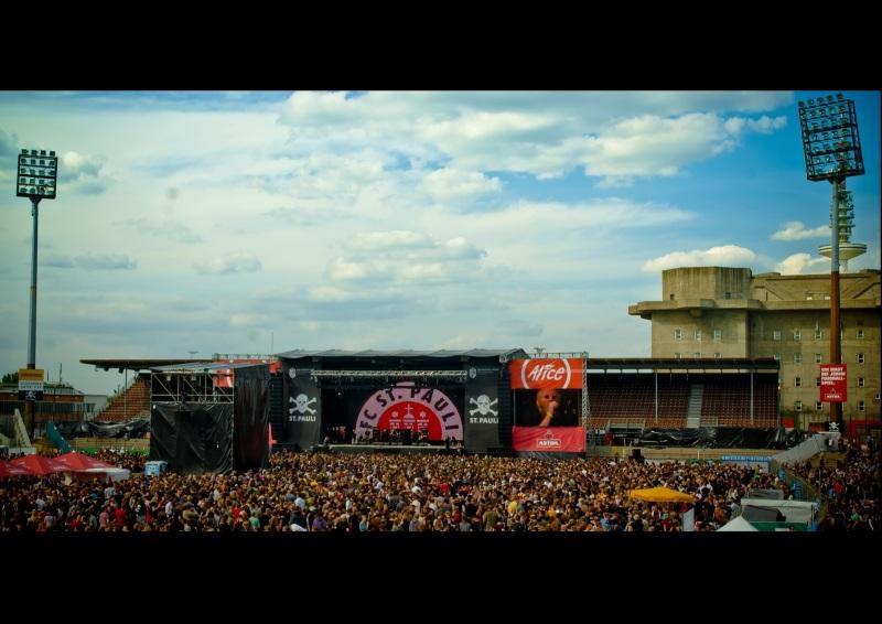 FCSP100-Jubiläum - Das Festival im Millerntor