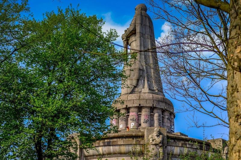 Das Bismarck-Denkmal