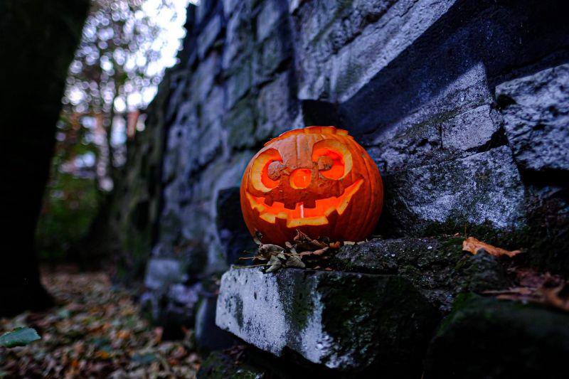 Halloween im Wohlers Park