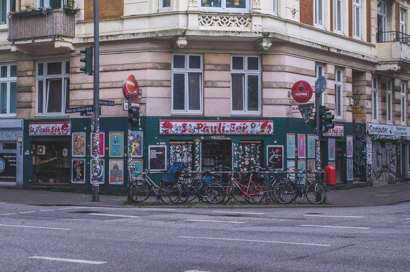 Kneipe - St.Pauli-Eck
